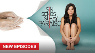 Netflix box art for Sin Senos sí Hay Paraíso - Season 2