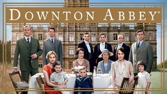 downton abbey netflix
