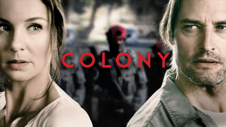 Netflix Box Art for Colony - Season 1
