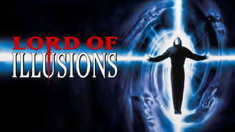Netflix box art for Lord of Illusions