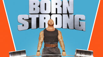 Netflix box art for Born Strong